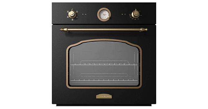 Встраиваемый электрический духовой шкаф Zigmund & Shtain EN 119.622 A