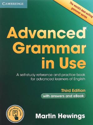 "Книга ""Advanced Grammar in Use"""