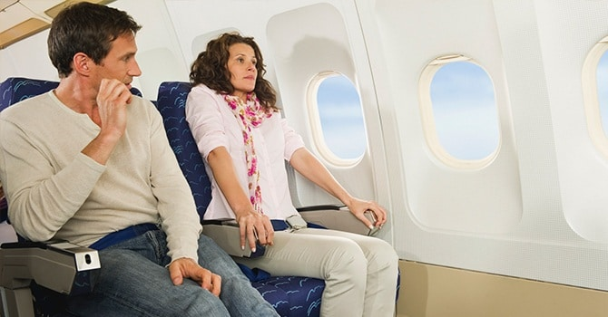 Аэрофобия затрудняет передвижение