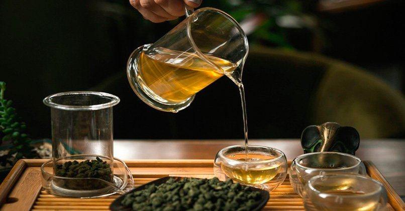 Традиционная чайная церемония
