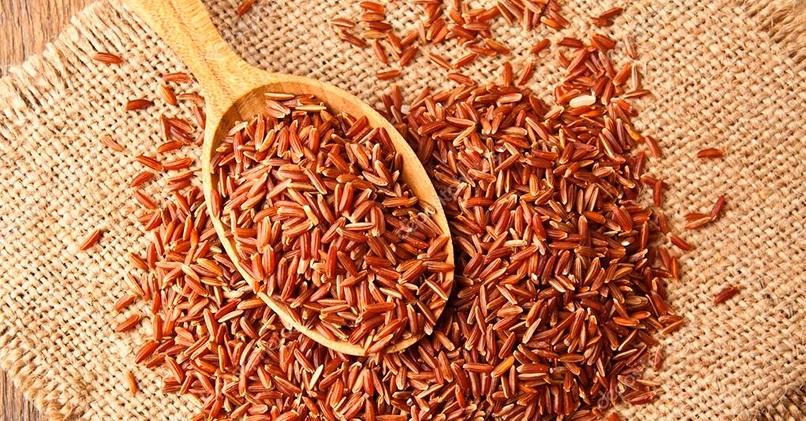 Красный рис с ореховым вкусом