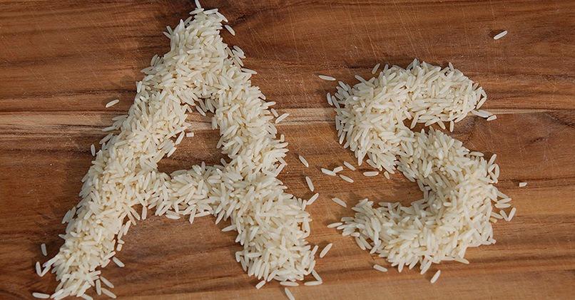 Мышьяк накапливается в рисовой крупе