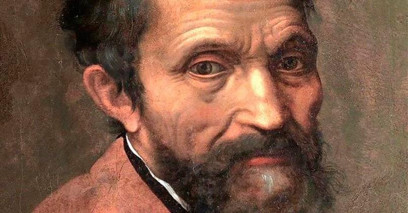 Микеланджело Буонарроти обуздал свой гнев через искусство