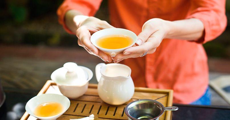 Приглашение к ароматному чаепитию