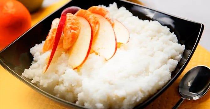 Рисовая каша на воде - рецепт в домашних условиях