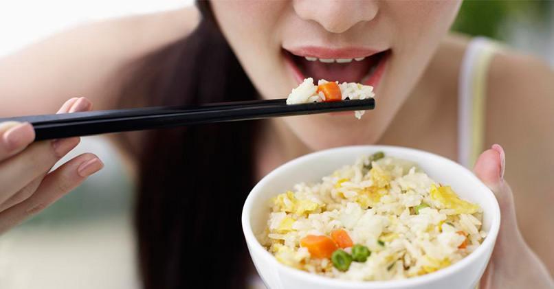 Рисовая каша полезна при беременности