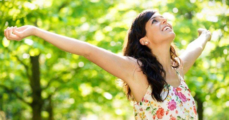 Счастливый человек позитивен