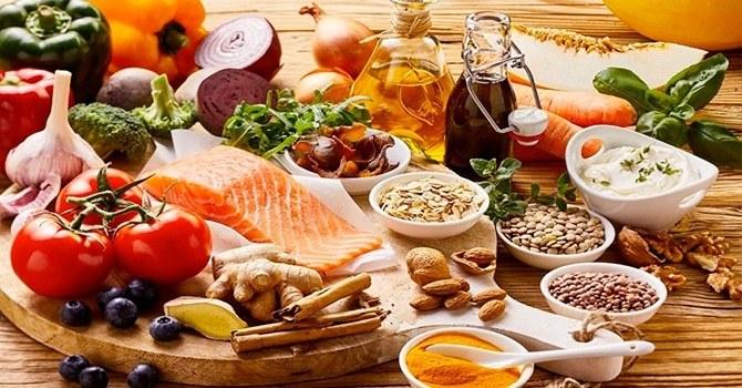 Средиземноморская диета богата оливковым маслом