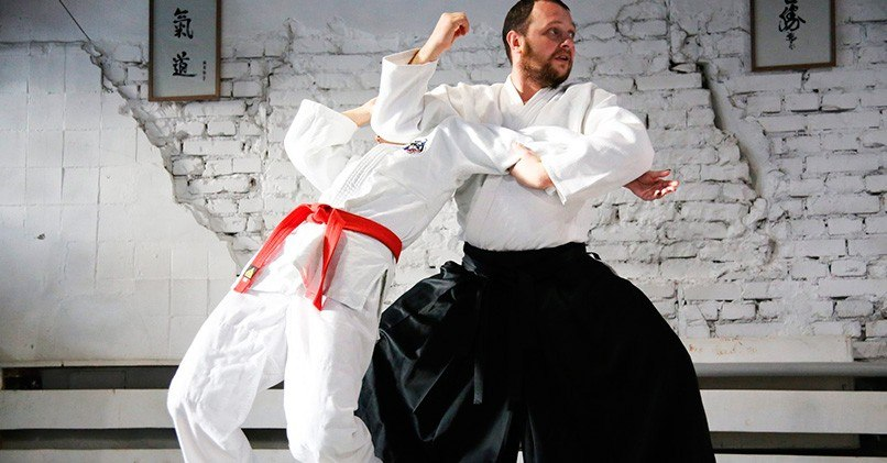 Восточные боевые искусства укрепляют нервную систему