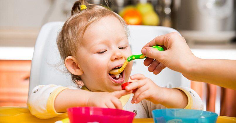 Введение кус-куса в детский рацион