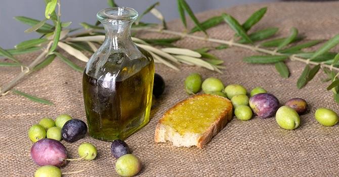 Выбор масла оливы по цвету