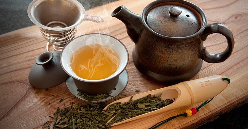 Зеленый чай: как заваривать правильно