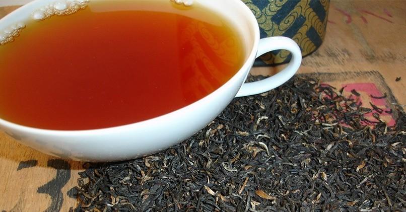 Байховый крупнолистовой чай