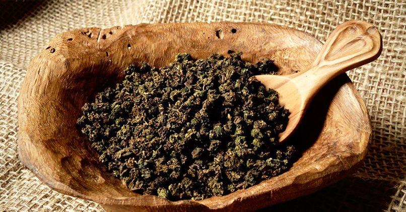 Гранулированная заварка чая