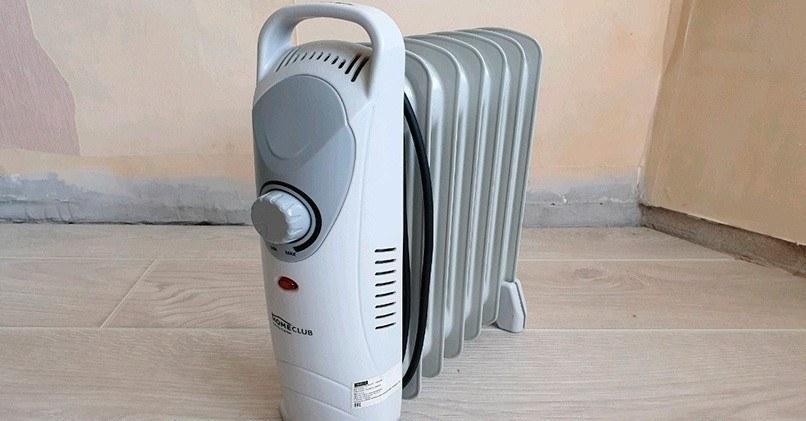 Компактное устройство для обогрева комнаты