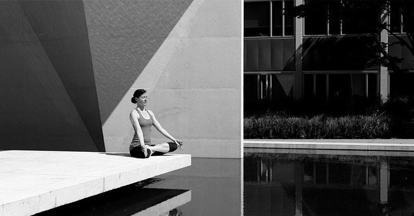 Медитация, как способ работы над собой