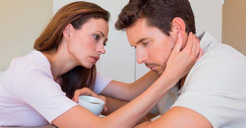 Мужчины гораздо больше нуждаются в поддержке чем кажется