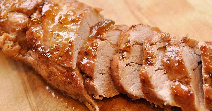 Мясо в горчичном соусе