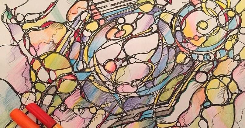 Нейрографический рисунок – вербализация проблемы