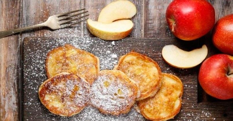 ПП-вкусняшки с яблоком