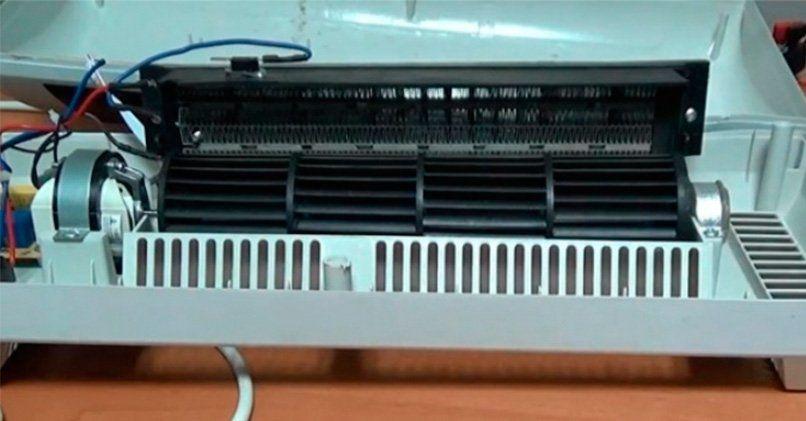 Тангенциальный напольный вентилятор