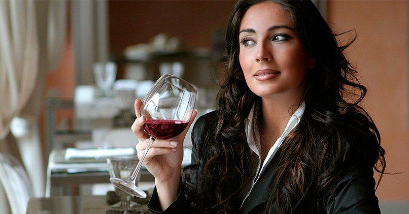 Влияние спиртных напитков на женский организм