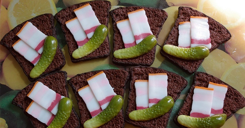 Брутальные бутерброды