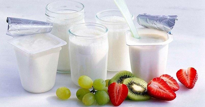 Как выглядит натуральный йогурт