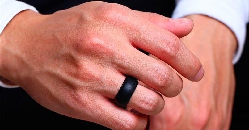 Кольцо из силикона