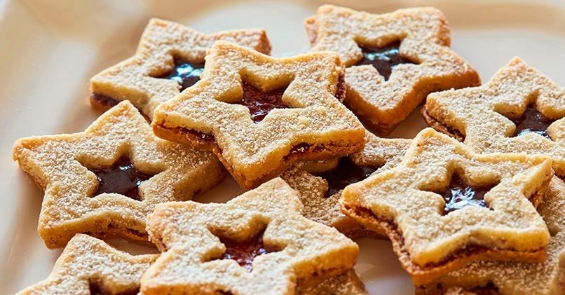 Печенье Звезды