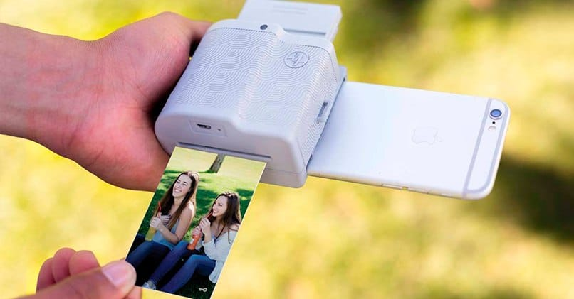 Принтер для смартфона