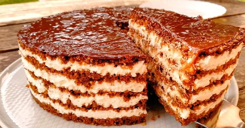 Торт Тающая загадка