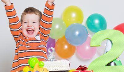 Что подарить мальчику на 2 года