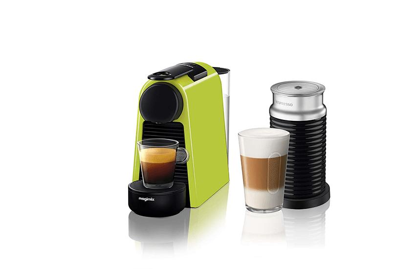 DELONGHI Nespresso Essenza mini Bundle EN85.L