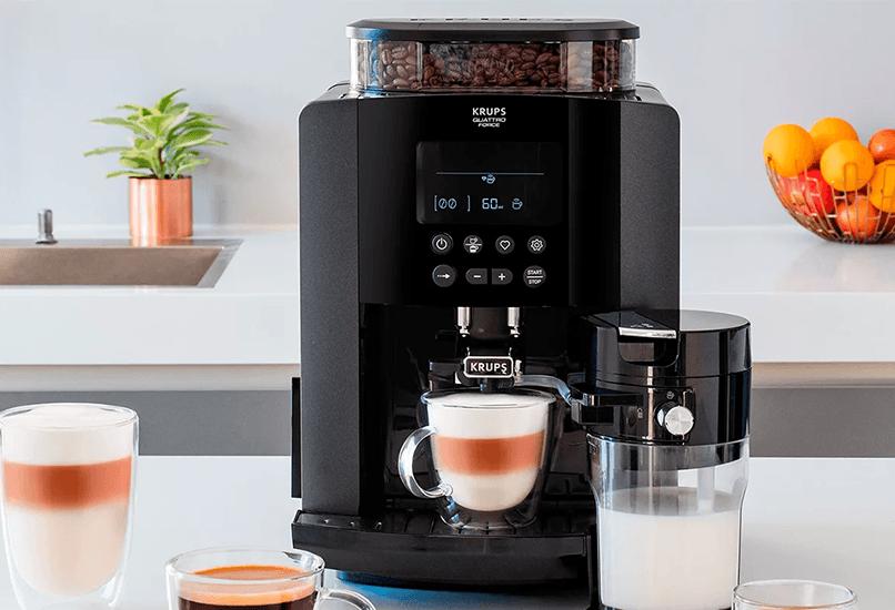 KRUPS Arabica Latte