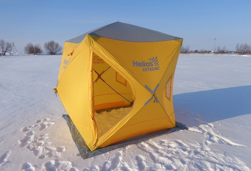 Палатка-куб