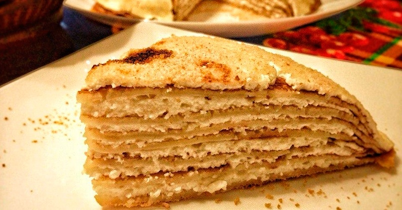 Пирог Блинница