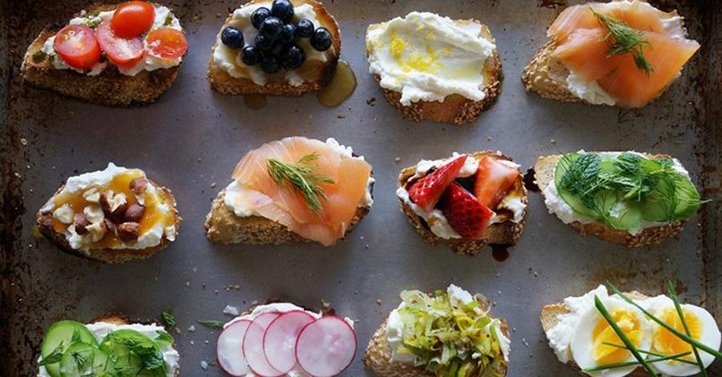 Простые и оригинальные закуски из рикотты