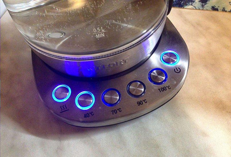 Ступенчатый терморегулятор