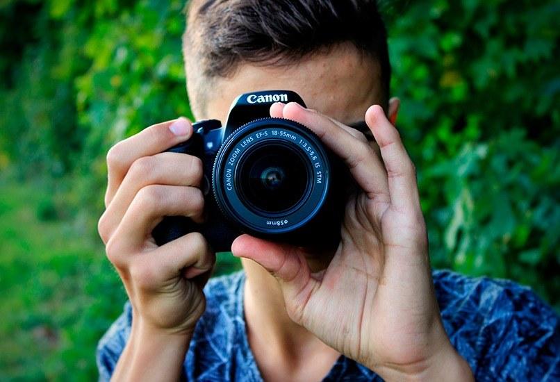 Увлечение фотографией
