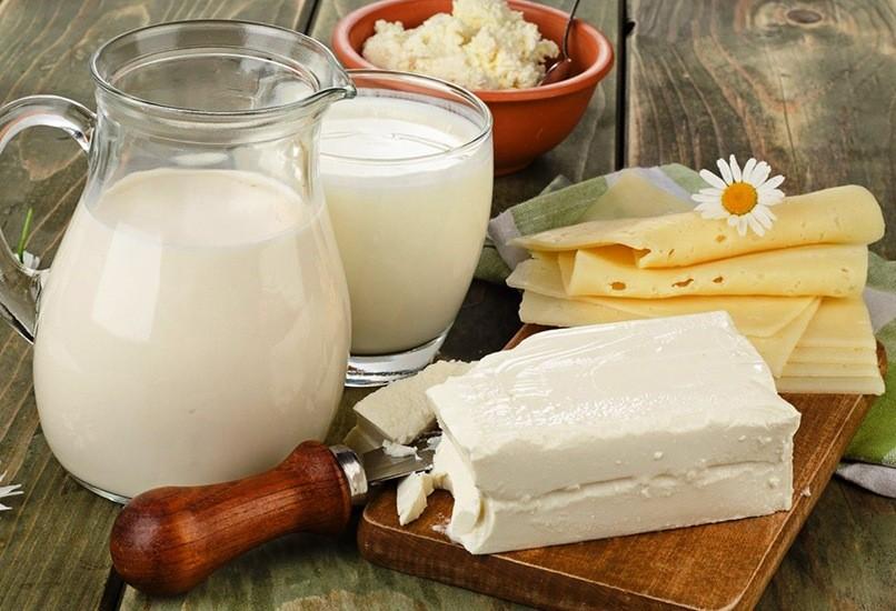 Кисломолочная продукция содержит меньше лактозы
