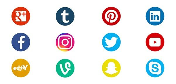 Самые популярные социальные сети