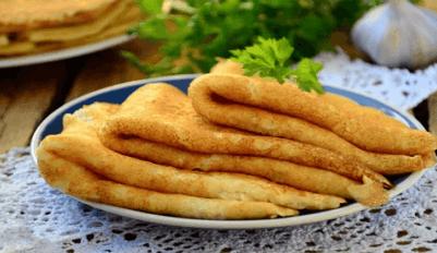 Блины картофельные