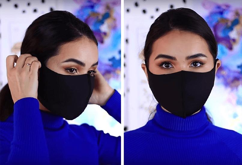 Готовая маска