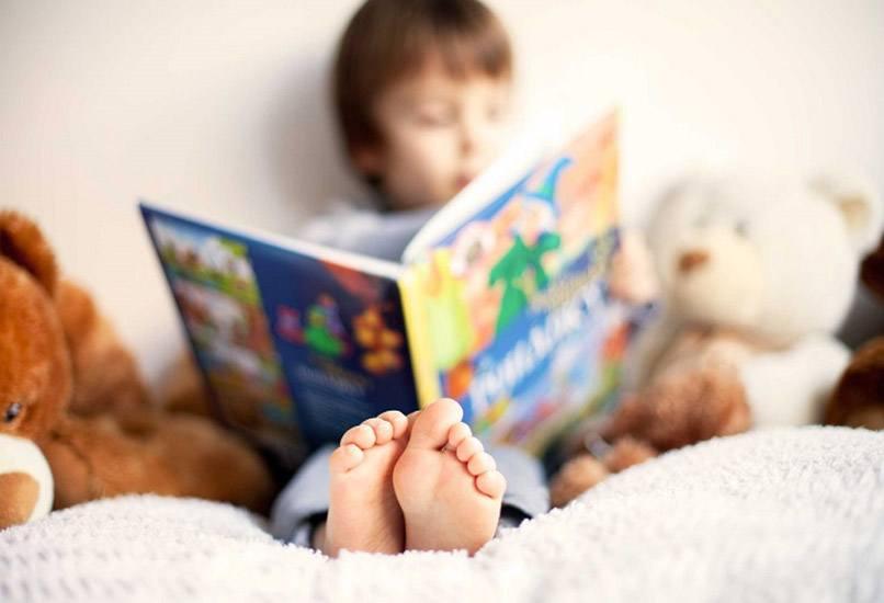 Книга – отличный подарок для мальчика 4-х лет