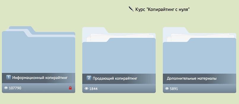 База знаний Василия Блинова. Копирайтинг с нуля