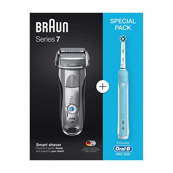 Braun 7893s+Oral-B