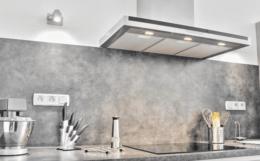 Как очистить вытяжку от жира в домашних условиях