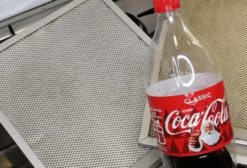 Кислота в газированных напитках растворяет жир