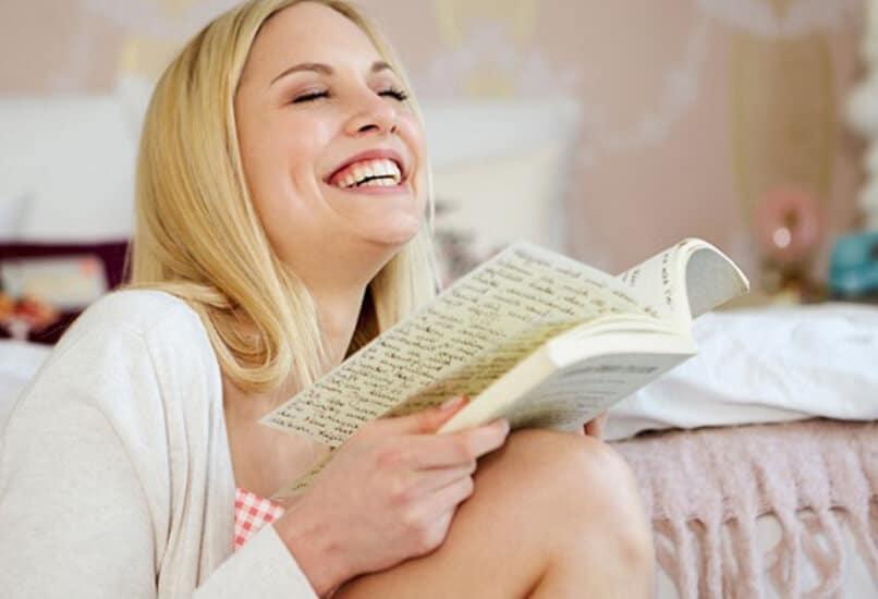 Позитивные эмоции при чтении аффирмаций